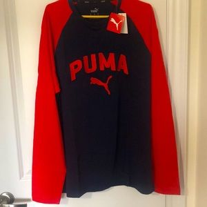 Puma - Long Sleeves T-Shirt for Men